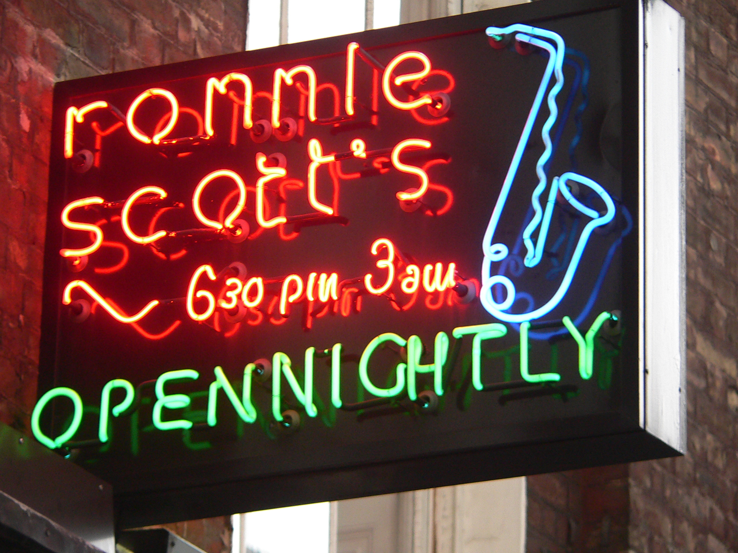 Launching Ronnie Scott's Drinks Menu