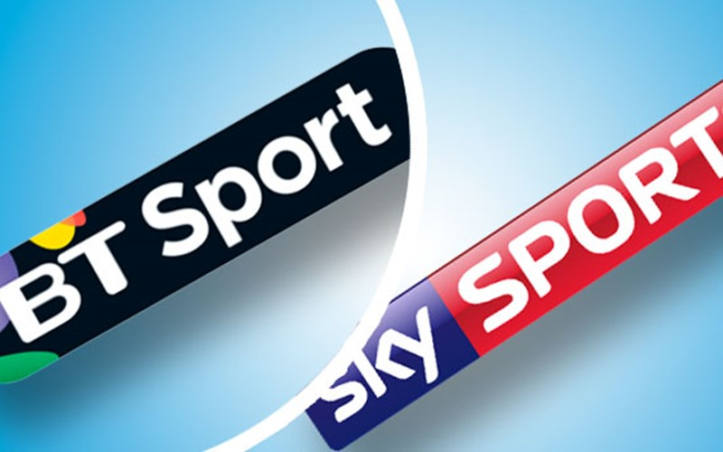 Sky and BT announce their first 55 live Premier League matches of the season