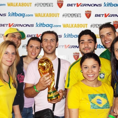 2014 World Cup with Walkabout