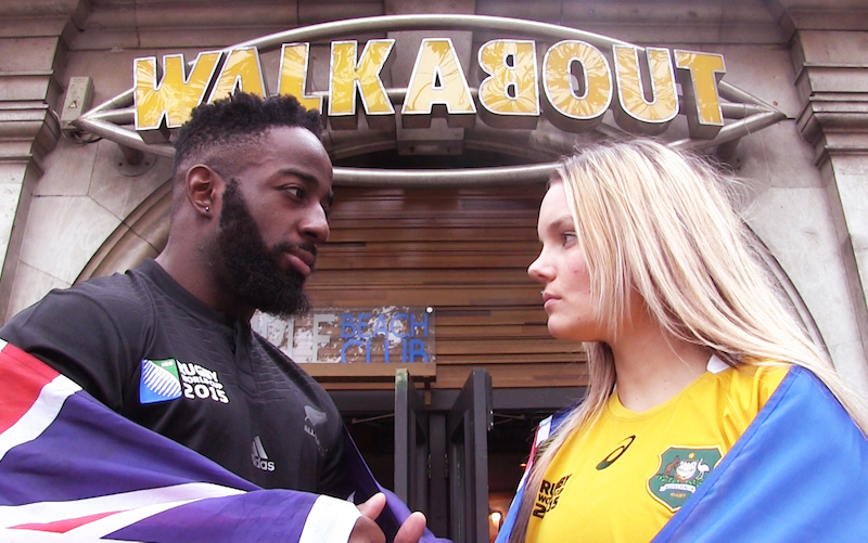 Walkabout's RWC Final